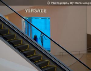 VersaceEscalator
