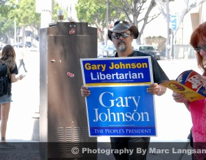 GaryJohnsonSign