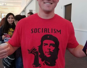 Politicon 2017 - Che Shirt