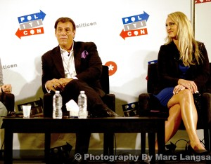 Politicon 2017 - Robert Davi /Scottie Nell Hughes
