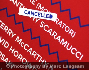 Politicon 2017 - Scaramucci Cancelled