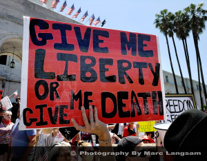 LibertyDeath